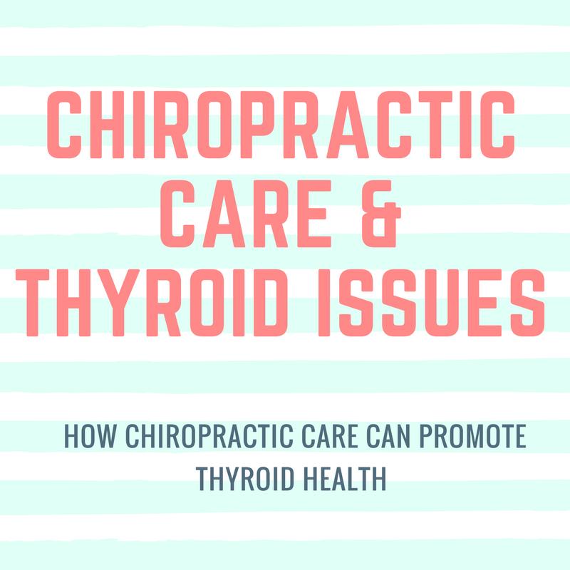 Thyroid & Chiro